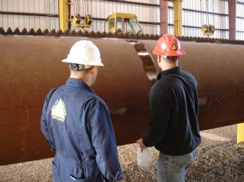 ut shearwave inspection